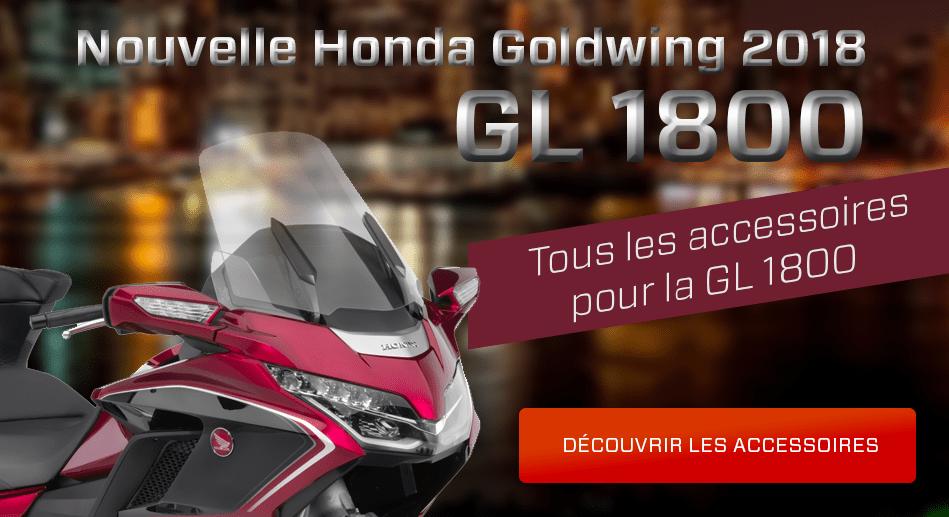 Nouvelle Goldwing GL1800 modèle 2018