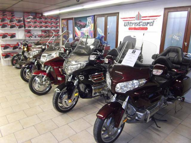 Motos Goldwing