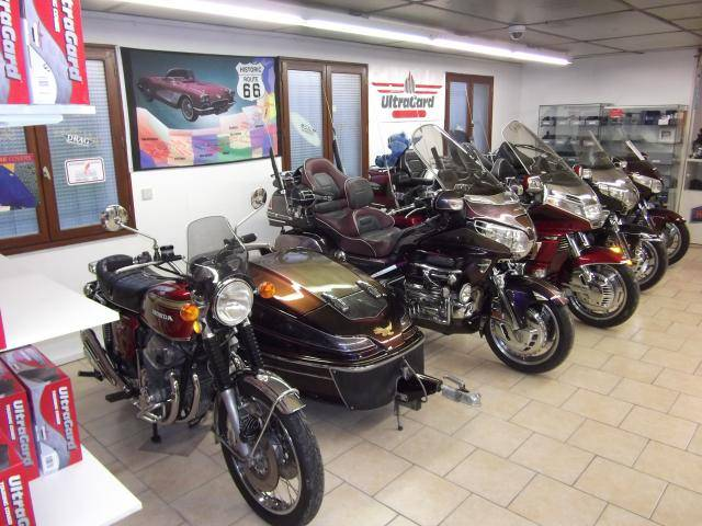 Motos Goldwing 2