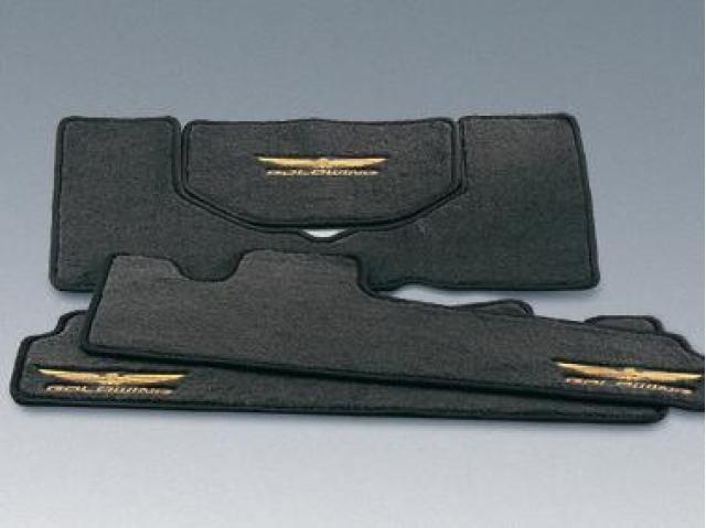 Kit 3 tapis top-case et sacoches
