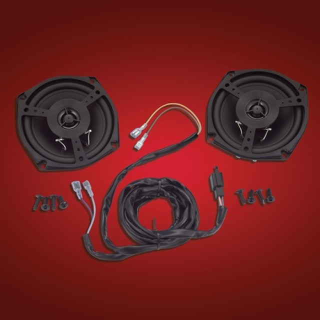 Kit de haut-parleurs 2 voies 30 Watt
