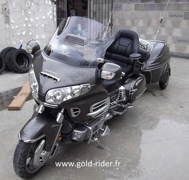 Goldwing GL1800 modèle 2010