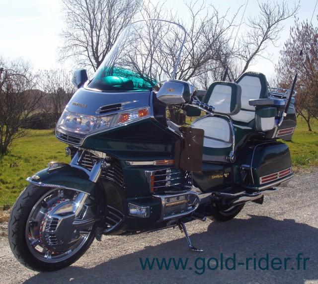 Goldwing GL1500 modèle 1996