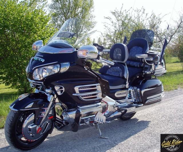Goldwing GL1800 année 2009