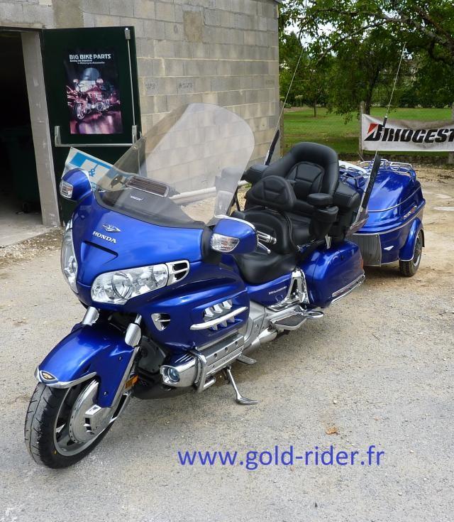Goldwing GL1800 modèle 2005
