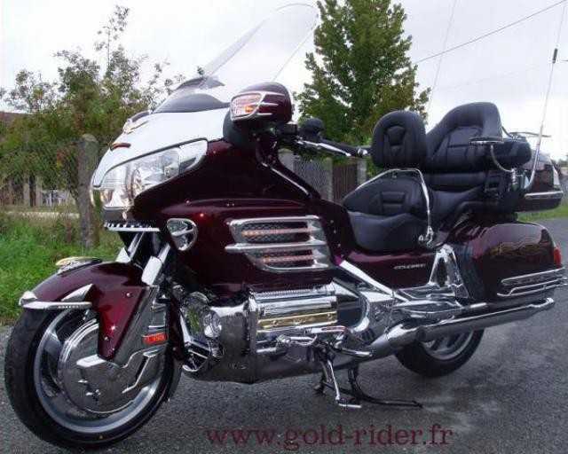 Goldwing GL1800 modèle 2006
