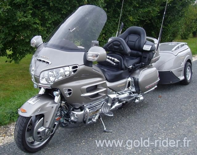 Goldwing GL1800 modèle 2003