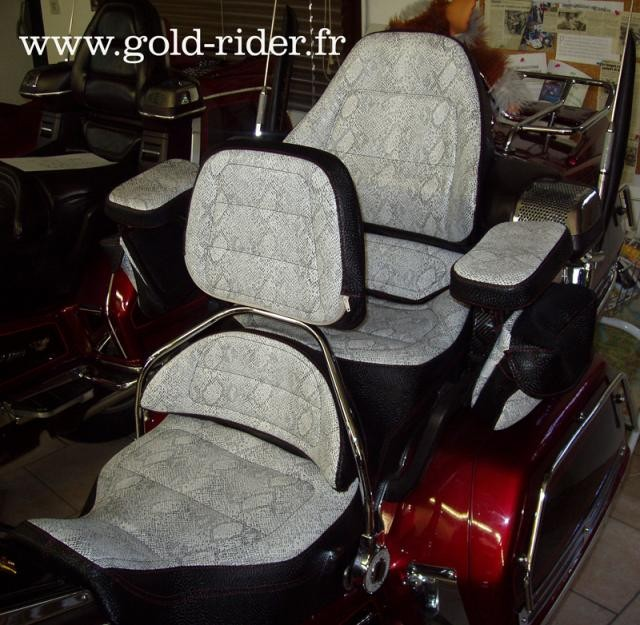 Sellerie Goldwing GL1500