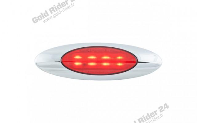 Feu ovale à LED