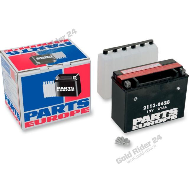 Batterie Goldwing GL1500 & GL1200