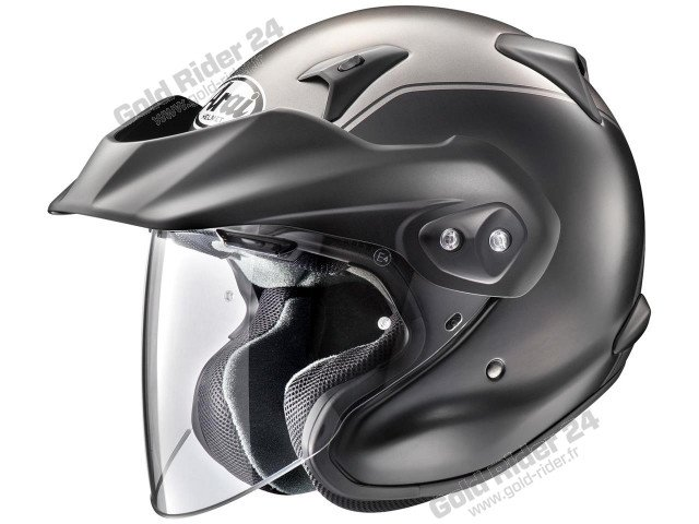 Casque ARAI CT-F Goldwing Gris