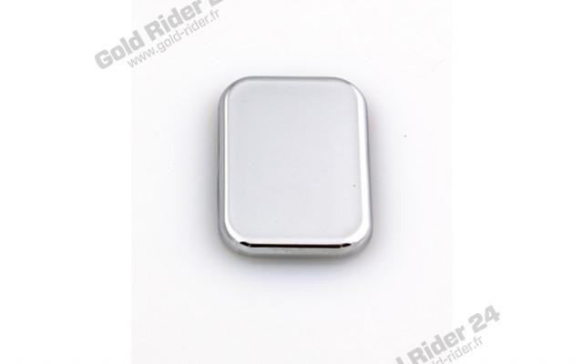 Chrome bouton de vide poche