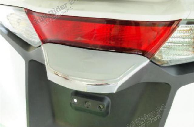 Chrome d'éclairage de plaque