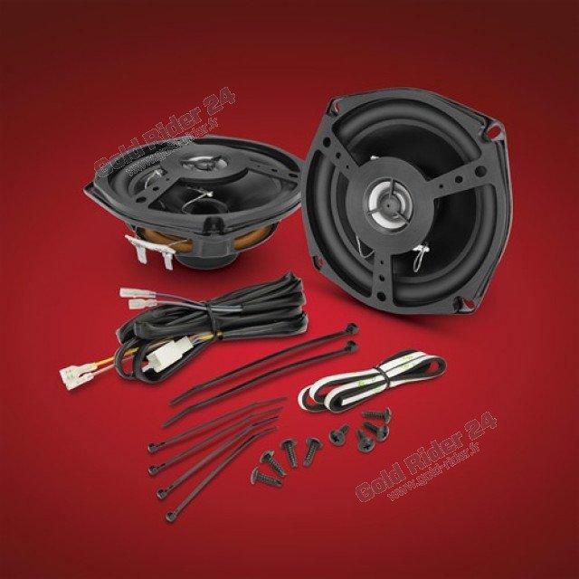 Kit de haut-parleurs arrière coaxiaux 120W 130mm