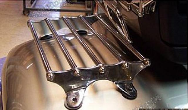 Porte-bagage pour aile de trike