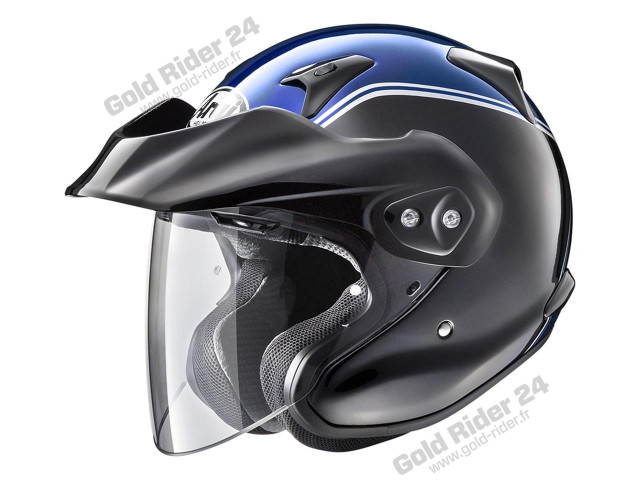 Casque ARAI CT-F Goldwing Bleu