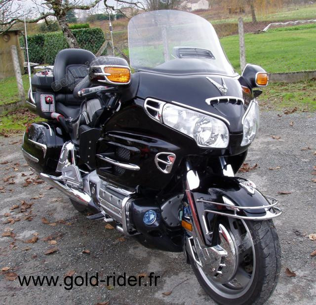Goldwing GL1800 modèle 2004