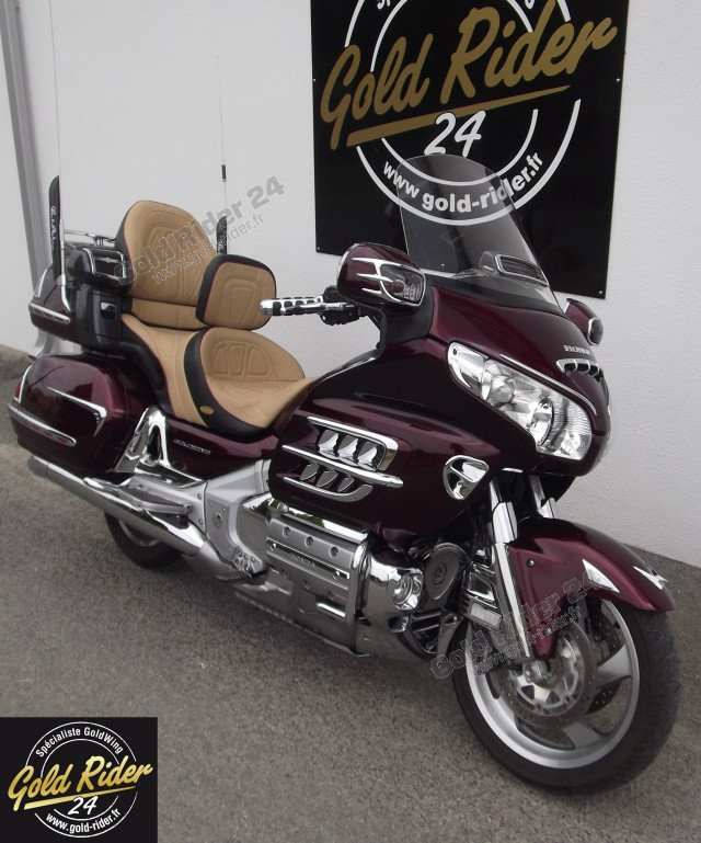 Goldwing GL1800 modèle 2007