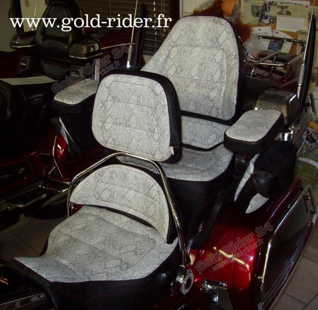 Sellerie Goldwing GL1500