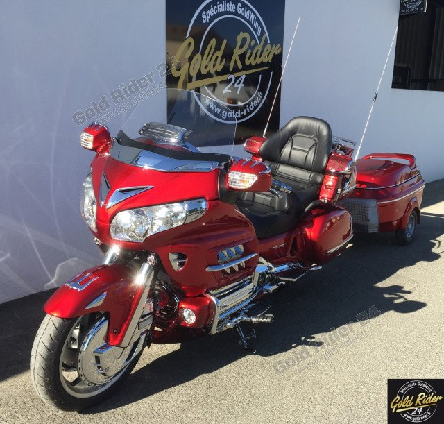 Goldwing GL1800 modèle 2008