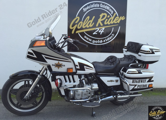 Goldwing GL1100 DX modèle 1981