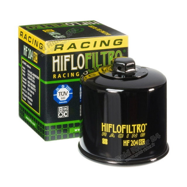 Filtre à huile racing