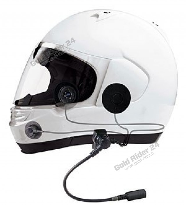 Intercom pour casque Intégral