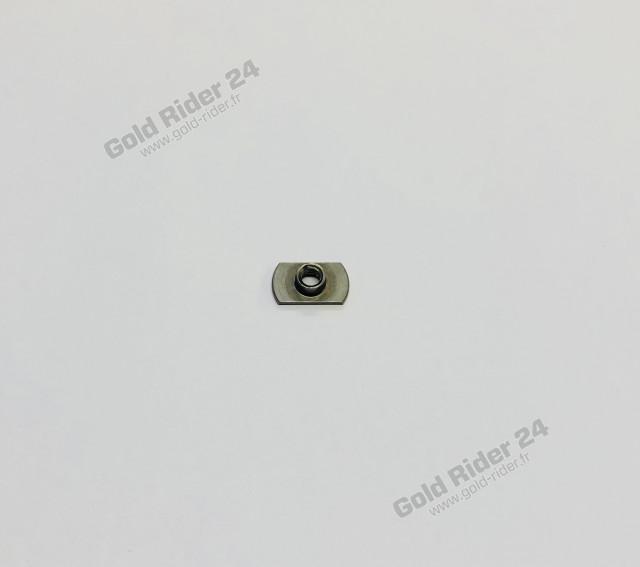 Ecrou de plaque 6mm