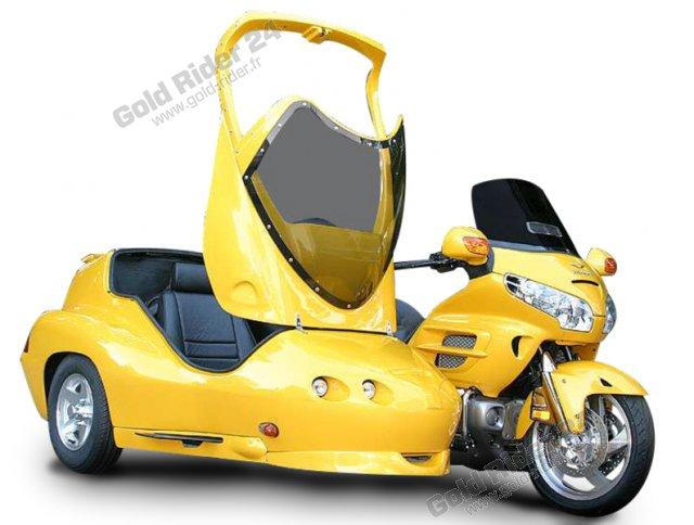 Sidecar Hannigan GTL