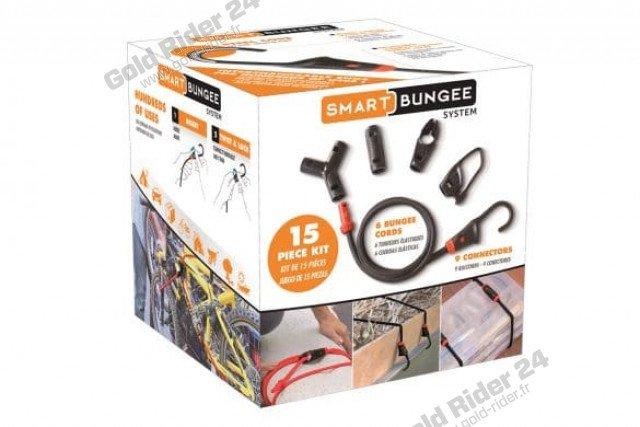 Kit Tendeurs SMART BUNGEE 15 pièces