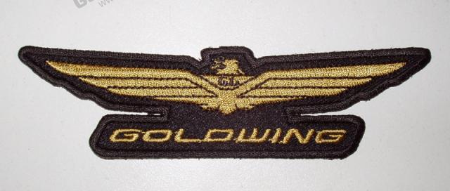 Écusson Goldwing