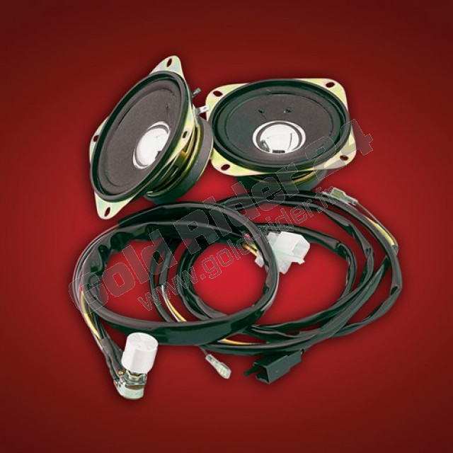 Kit de hauts-parleurs arrière