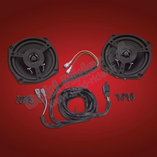 Kit de haut-parleurs arrière coaxiaux 30W 130mm