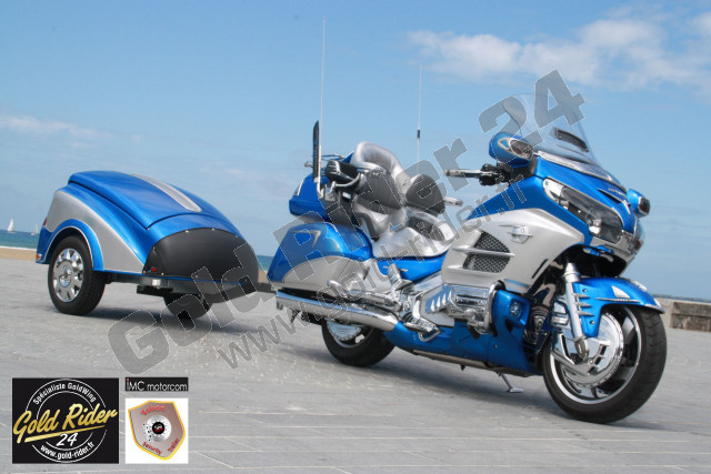 Projet Gold Rider 2012