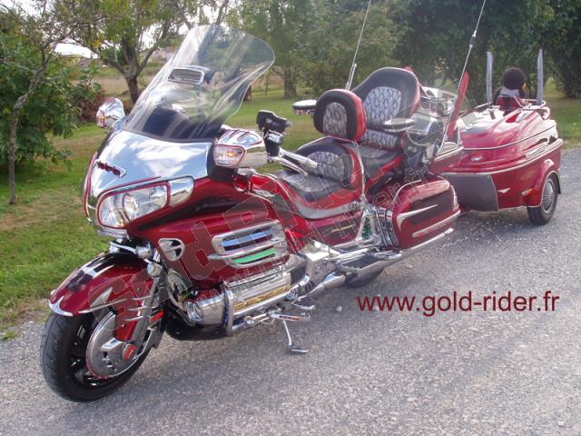 Projet Gold Rider 2008