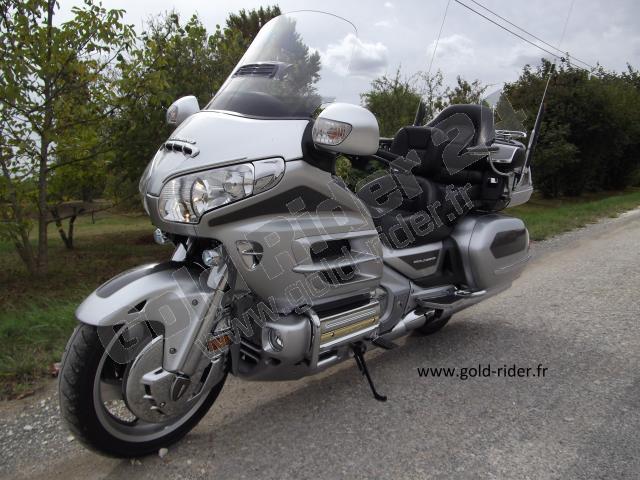 Goldwing GL1800 modèle 2007