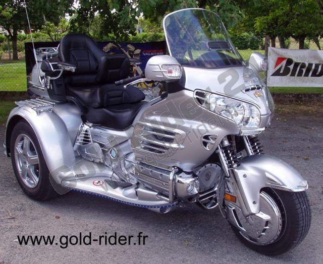 Trike Goldwing GL 1800