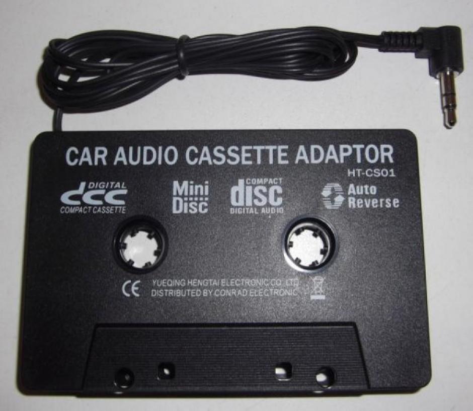 adaptateur cassette. Black Bedroom Furniture Sets. Home Design Ideas