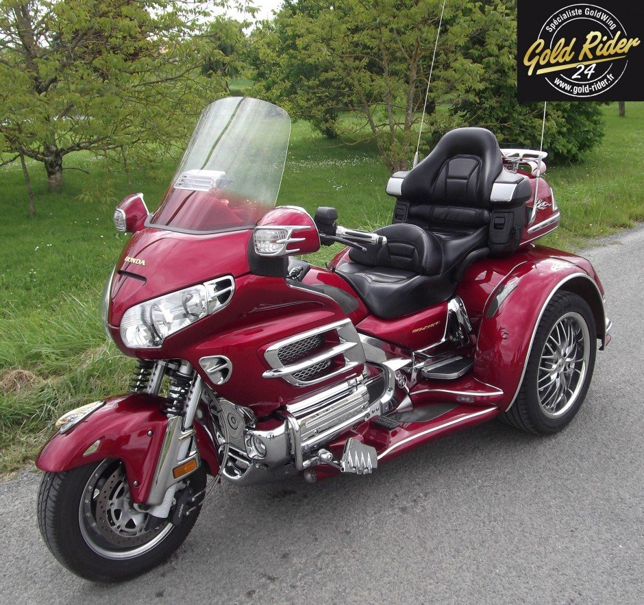 trike goldwing gl1800. Black Bedroom Furniture Sets. Home Design Ideas