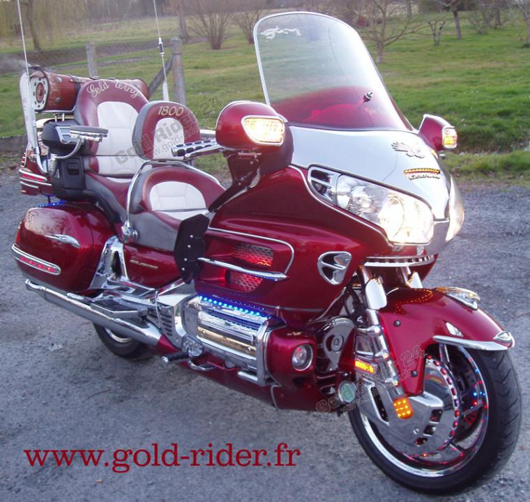 Goldwing GL1800 année 2004
