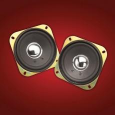 Haut-parleurs 15W