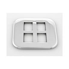 Chrome panneau de contrôle droit