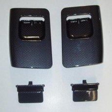 Portes de vide-poches arrières