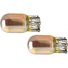 Ampoules de clignotants chromées