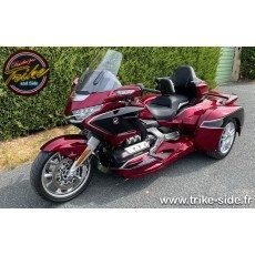 Trike Goldwing GL1800 Hannigan G3