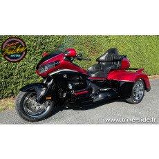 Trike Goldwing GL1800 Hannigan G2
