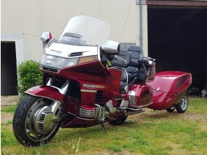 Goldwing GL1500 SE année 2000