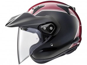 Casque ARAI CT-F Goldwing Rouge