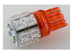 Ampoule LED rouge