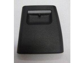 Porte de vide poche noire, côté gauche